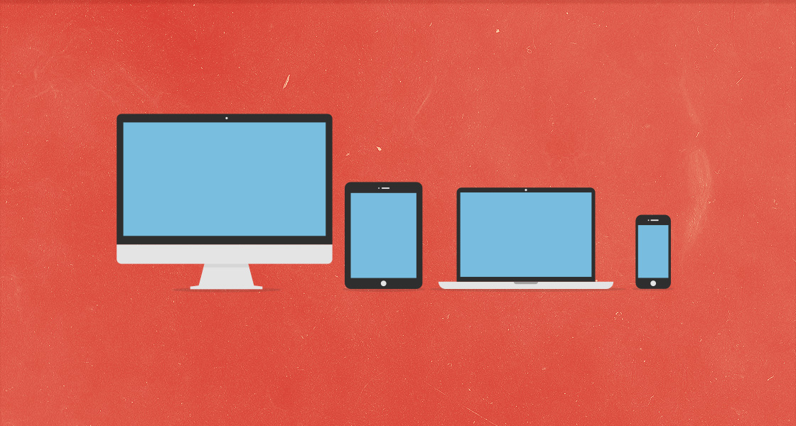 FREE Vector Flat iDevices Icons and GIF animations